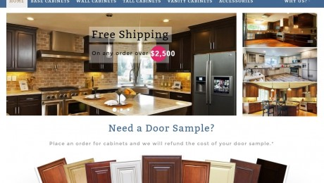 Discount Wood Cabinets Online