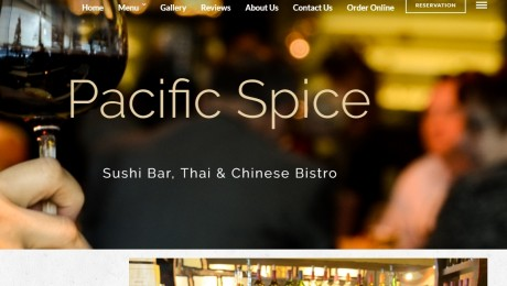 Pacific Spice Restaurant