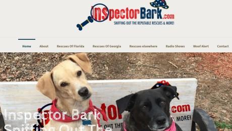 Inspector Bark
