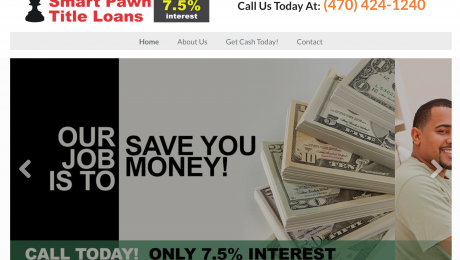 Smart Pawn Title Loans